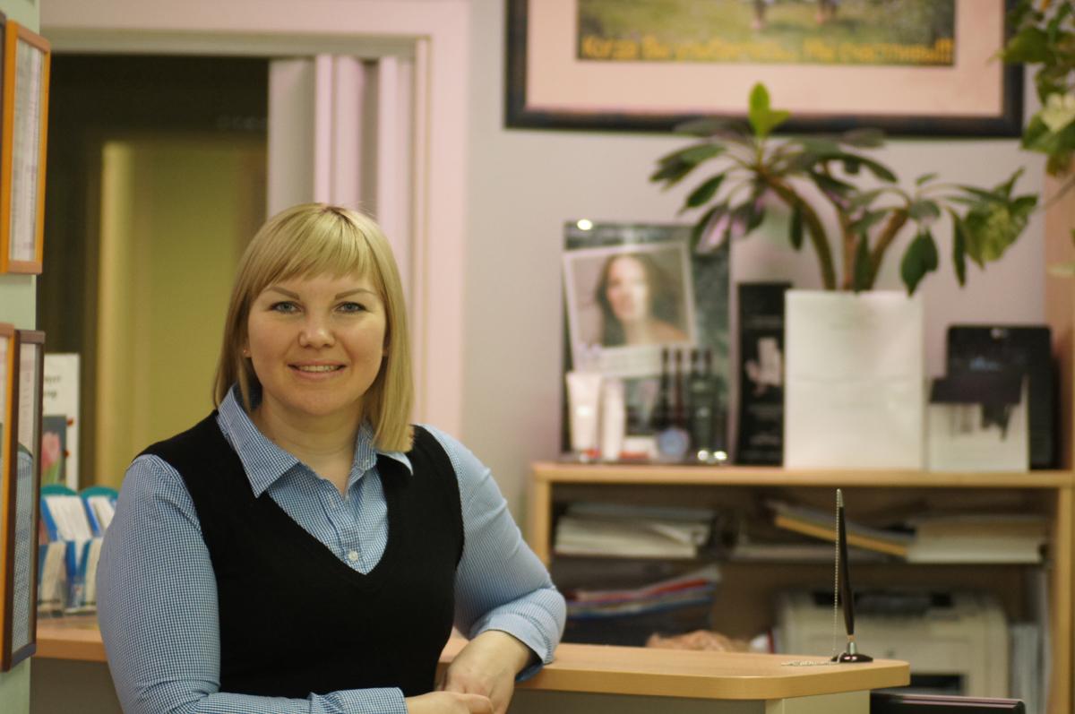 заместитель главного врача Диал-Дент Лидия Ячина