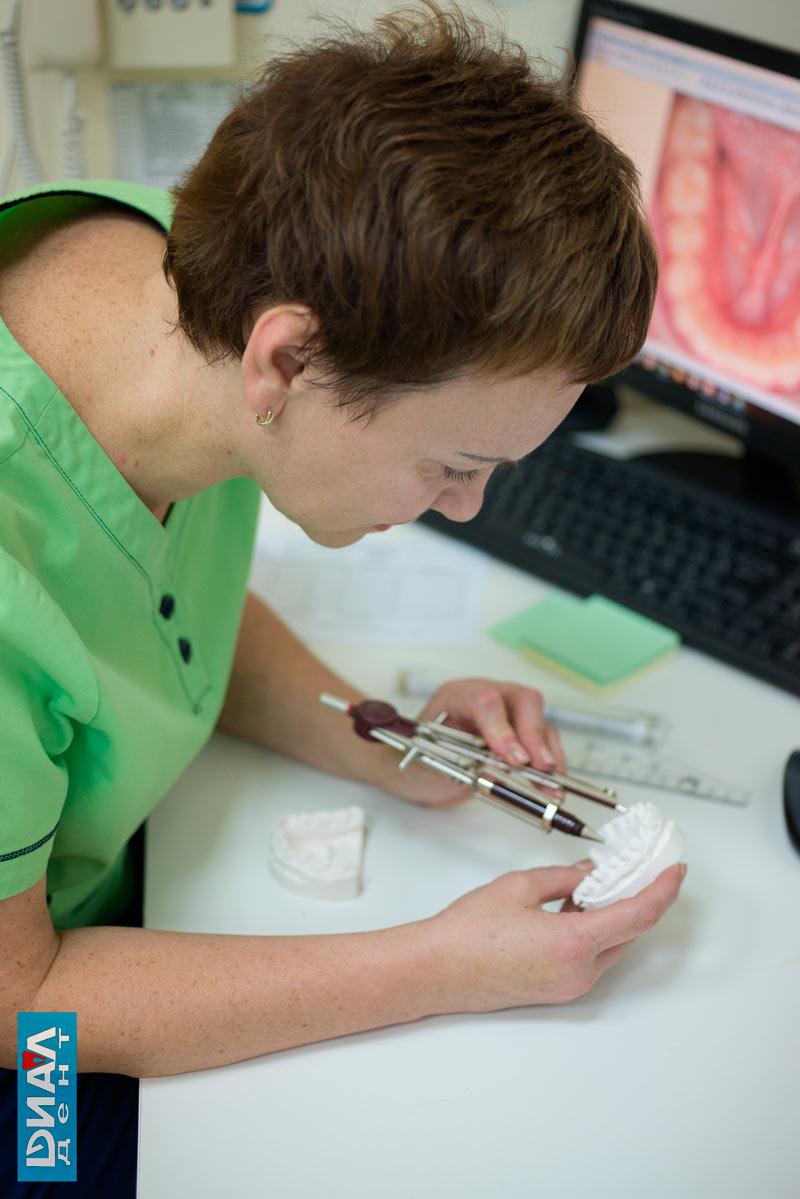 Исправление прикуса с помощью ортодонтических кап